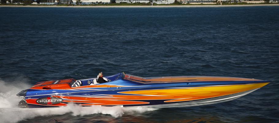 Lip Ship Performance Cigarette Racing Team