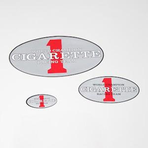 Cigarette Sticker Small